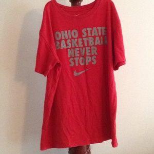 Ohio State kids Nike brand Sz 20 Tshirt